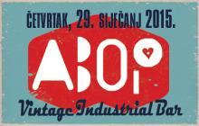 ABOP Vintage Industrial Bar 29.1.2015.