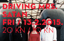Driving Mrs. Satan