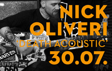 Nick Oliveri Vintage Industrial Bar